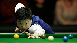 Chinese snooker world watches idol Ding with high hopes