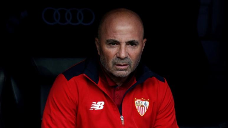 Sevilla's Sampaoli says could not snub 'dream' Argentina job