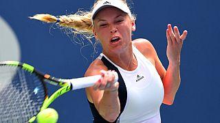 Injured Wozniacki drops out of Strasbourg