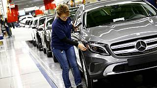 Exports, investments drive German growth in first quarter