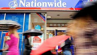 Nationwide Building Society profit falls 23 percent