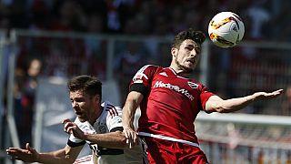 Australia's Leckie stays in Bundesliga with Hertha switch
