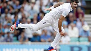 Anderson suffers groin injury ahead of England's test summer