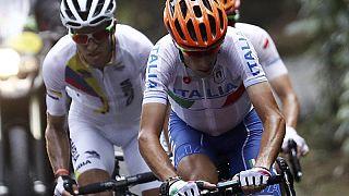 Nibali takes dramatic Giro stage as leader Dumolin fumes
