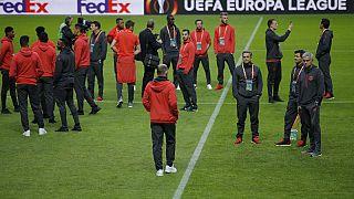 UEFA announces minute's silence at Europa League final