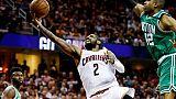 NBA: Cleveland, porté par Irving, reprend sa marche en avant