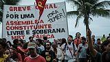 Brésil: la crise politique menace les réformes et la reprise