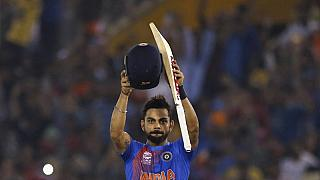 Captain Kohli wants relaxed India in Champions Trophy
