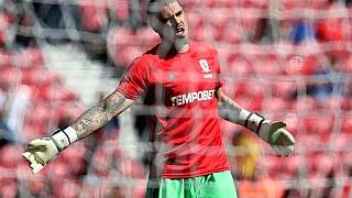 Valdes to leave Boro after Premier League relegation