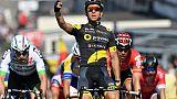 Tour de Belgique: Bryan Coquard remporte la 1re étape