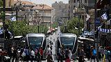 Israel marks 50 years of 'united Jerusalem', but city struggles
