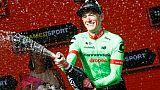 """Tour d'Italie: Rolland """"prenait de moins en moins de plaisir"""""""