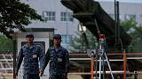 China urges Japan to be cautious over missile defences