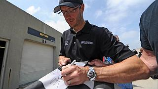 Motor racing - Bourdais released from hospital