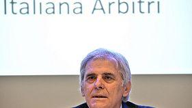 Nicchi designatore arbitri Serie B