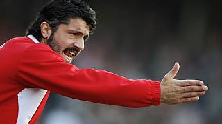 Gattuso returns to AC Milan to coach youth team