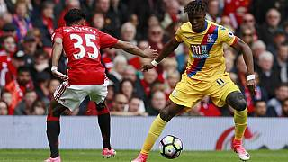Zaha signs five-year contract extension at Palace