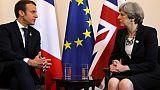 Terrorisme: Macron promet à May de faire tout ce qui est possible