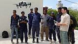 Exclusive - Somali police get first drones to combat Islamist bombings