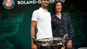 Roland-Garros: possible choc Djokovic-Nadal en demi-finales