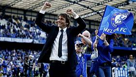 Conte wants to stay 'many years' at Chelsea