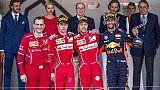 Malagò, doppietta Ferrari una goduria