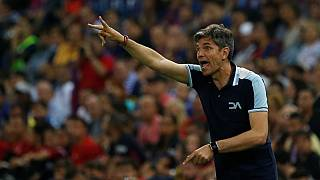 Pellegrino leaves Alaves after Cup final defeat