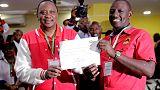 Kenya President Kenyatta launches campaign amid concern over violence