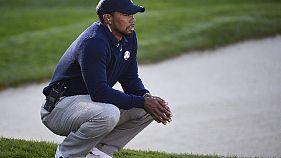 """Tiger Woods: """"Non alcool, solo medicine"""""""