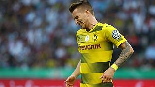 Dortmund's Reus out for 'several months' with ligament tear