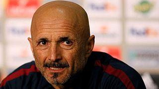 Spalletti steps down as AS Roma coach