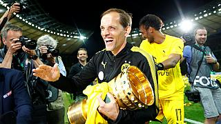 Borussia Dortmund says have parted company with coach Thomas Tuchel