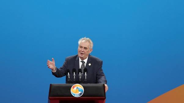 Czech president's approval rating takes hit from government crisis