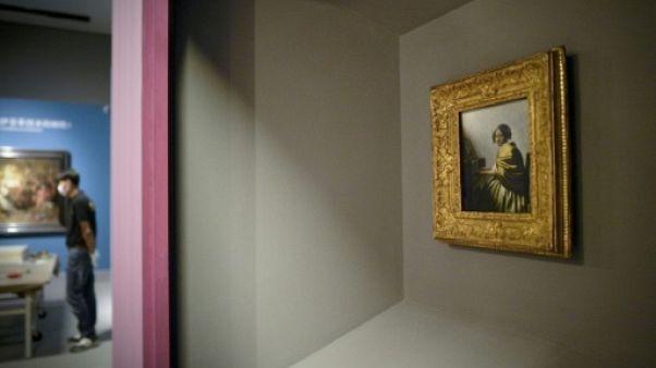Un milliardaire américain expose ses Rembrandt place Tiananmen