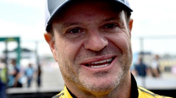 """24 Heures du Mans: Barrichello """"surpris de dépasser les 340 km/h"""""""