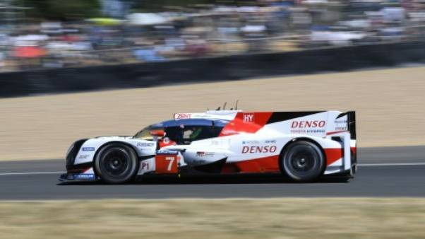 24 Heures du Mans: Toyota devant Porsche