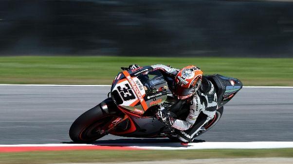 Moto: in SBK Melandri vince a Misano