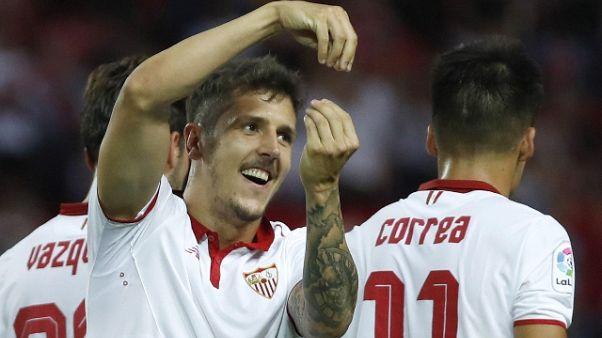 Jovetic, Inter rifiuta offerta Siviglia