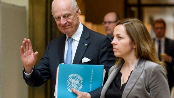 Pourparlers sur la Syrie à Astana les 4 et 5 juillet