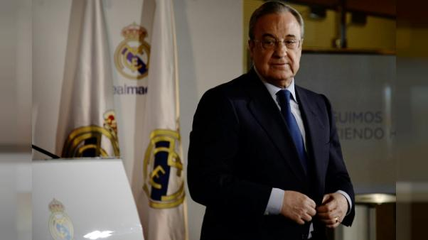Real Madrid: Perez défend Ronaldo tous azimuts et pense qu'il restera au Real