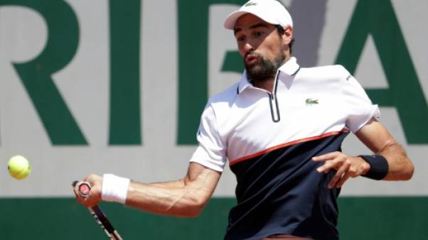 Tennis: Chardy au 2e tour au Queen's