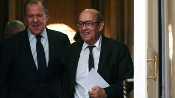 """Sanctions américaines: Lavrov dénonce l'""""obsession russophobe"""" de Washington"""