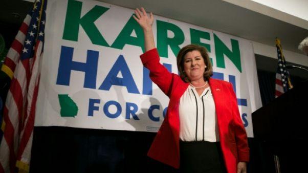 Etats-Unis: les démocrates battus lors d'une élection partielle au Congrès