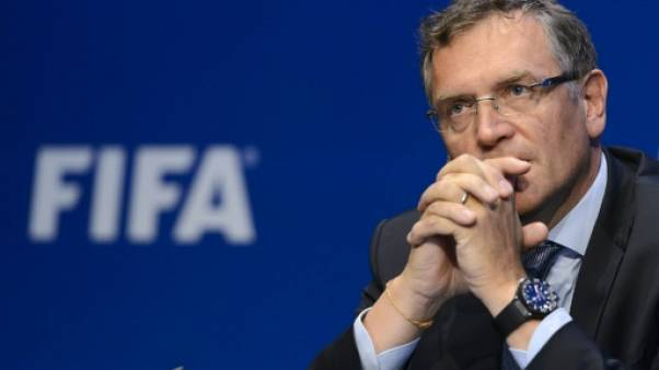 Corruption Fifa: l'appel de Valcke devant le TAS fixé au 11 octobre