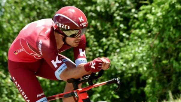 Tour de France: première pour Rick Zabel (Katusha)