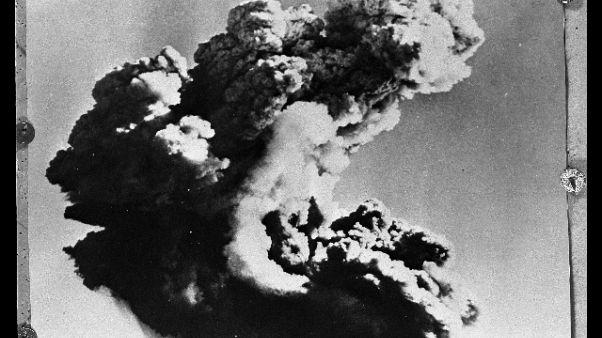 Bando armi atomiche, appello a Gentiloni