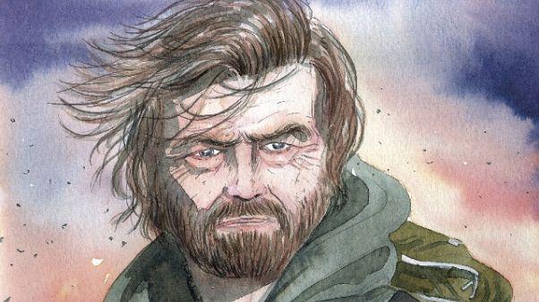 Reinhold Messner diventa un fumetto