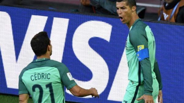 Coupe des Confédérations: premier but de Ronaldo, Nouvelle-Zélande éliminée
