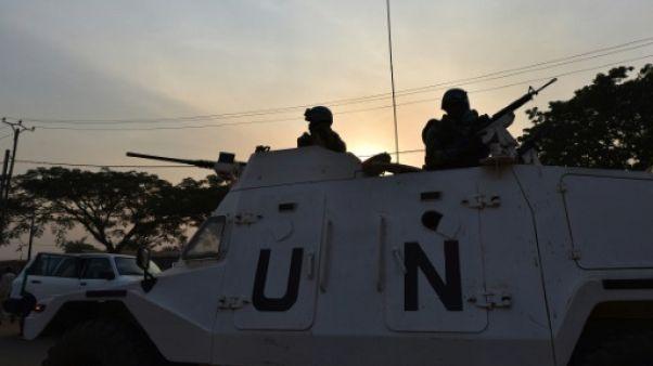 Centrafrique: les Casques bleus congolais accusés d'abus sexuels vont quitter le pays