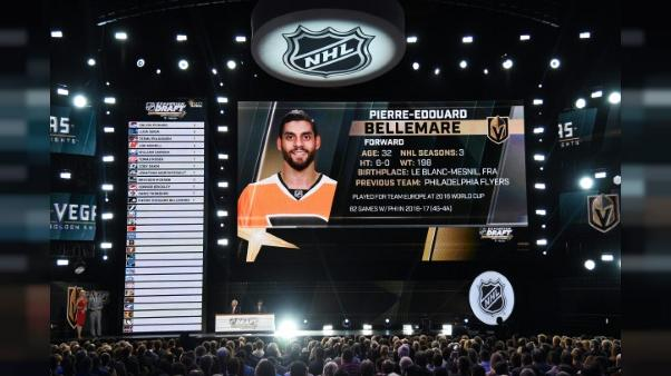 Hockey: Bellemare rejoint Las Vegas, en NHL